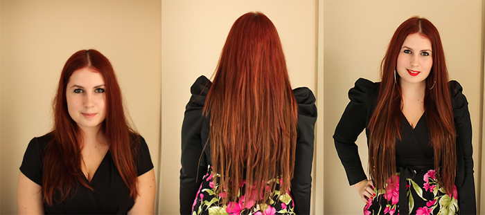 Clip in hair extensions van 1001extensions - Beauty Lifestyle