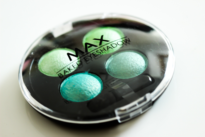 Action MAX Baked Eyeshadow: Green - Beauty Lifestyle