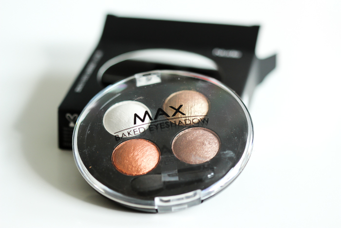 Action MAX Baked Eyeshadow - Nude - Beauty Lifestyle