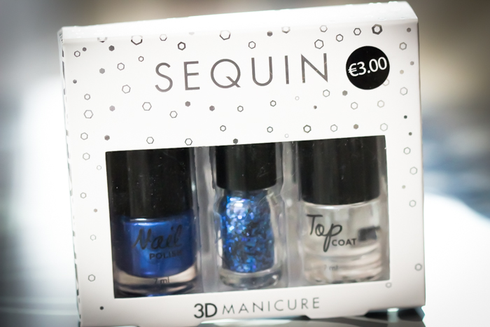Primark Beauty: Sequin 3D Manicure - Beauty Lifestyle