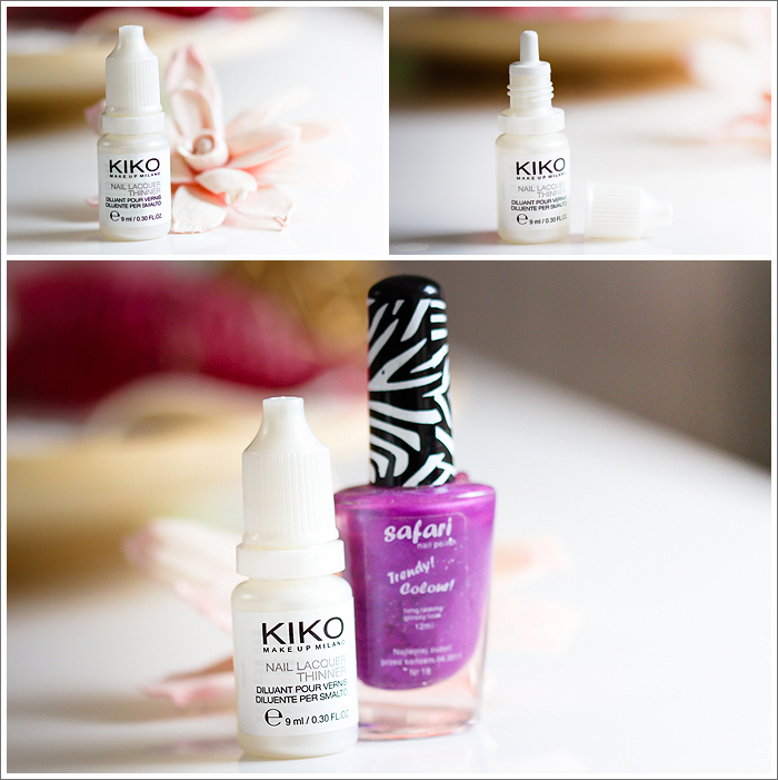 KIKO Nail Lacquer Thinner - Beauty Lifestyle