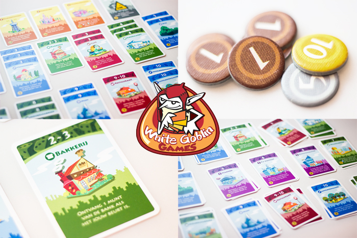 Machi Koro Review + WINACTIE - Bordspellen Winacties