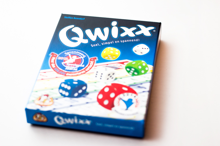 Qwixx review + winactie! - Bordspellen