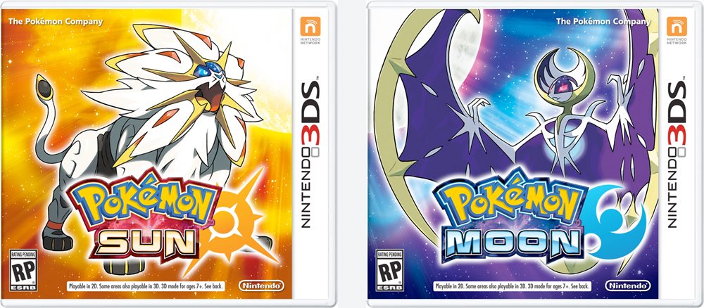 Pokémon Sun & Moon Review - Games Nintendo