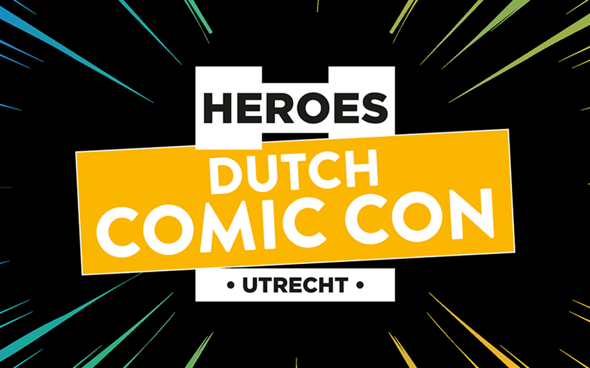 Heroes Dutch Comic Con Prepost