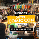 Cosplay op Heroes Dutch Comic Con