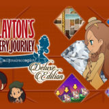 Layton's Mystery Journey op de Nintendo Switch!