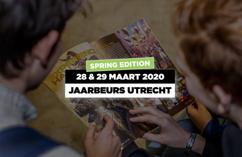 Heroes Dutch Comic Con – Spring Edition 2020